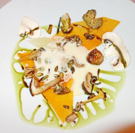 Kochkunst auf einem anderen stern photo de la table du - Restaurant riquewihr table du gourmet ...