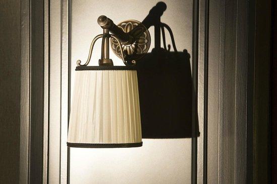 Le Belmont Hotel : Luminaire