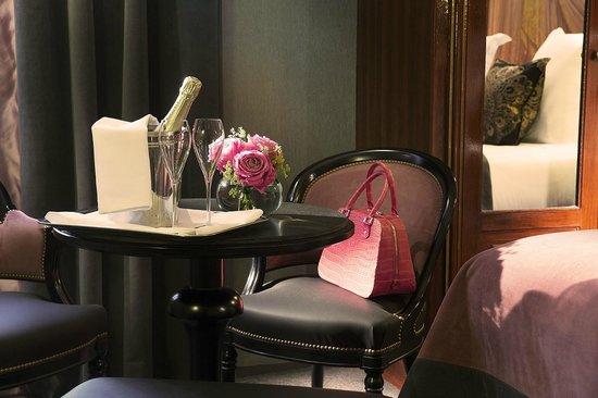 Le Belmont Hotel : Chambre Supérieure