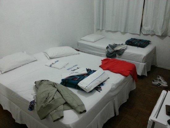 Hotel Dom Pedro : Quarto