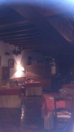 Bodega Real Hotel: restaurante