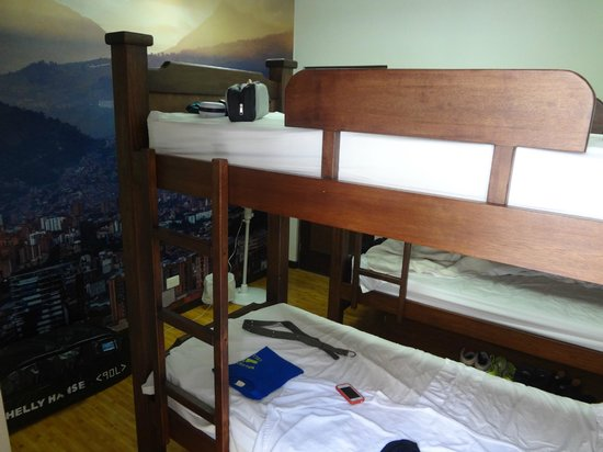 Happy Buddha Boutique Hostel: 4 bed dorm