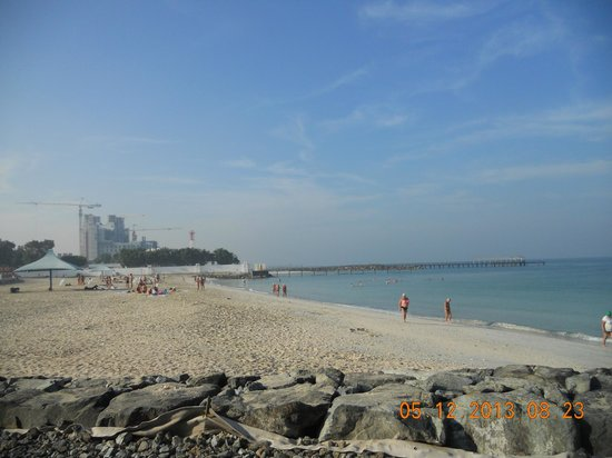 Verona Resort: Пляж