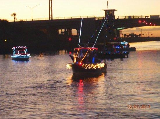 Port Canaveral, FL: 2013 Boat Parade