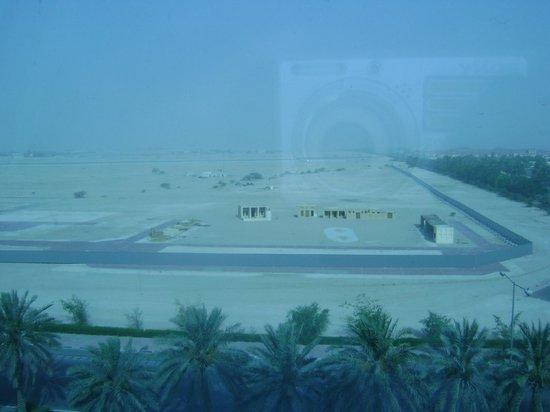 Wyndham Grand Regency Doha: desert view