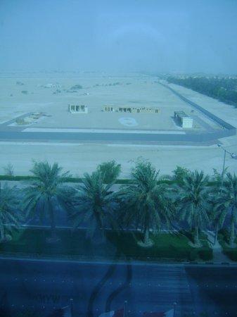 Wyndham Grand Regency Doha: view of the road