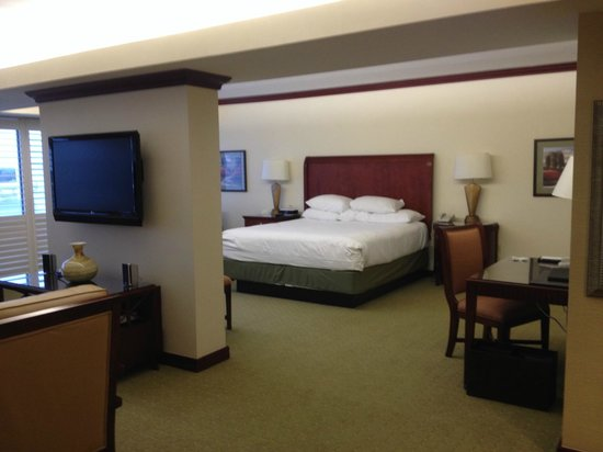 Hyatt Regency Orlando International Airport : Suite