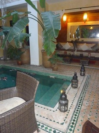 Riad Aguaviva : lovely Riad