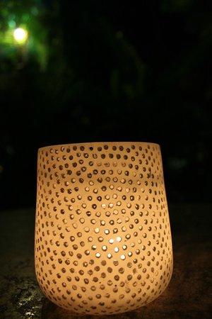 Villa Langka: candle