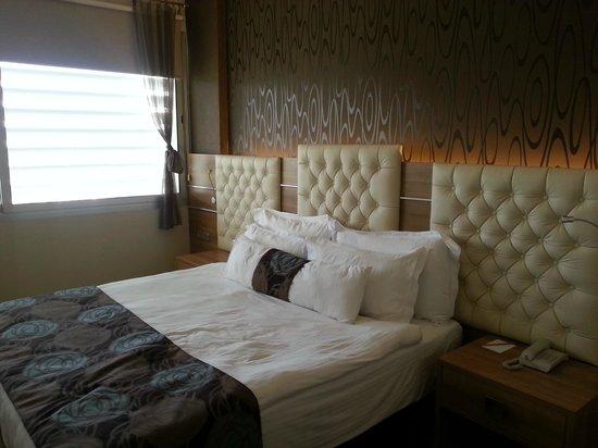 Orty Airport Hotel : и снова кровать