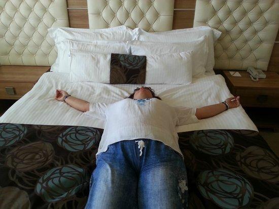 Orty Airport Hotel : не хочуу вставать