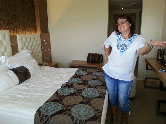 Orty Airport Hotel : я вв номере