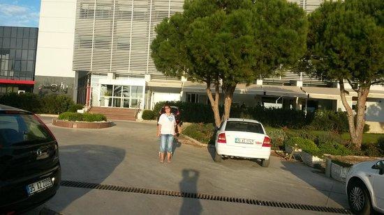Orty Airport Hotel : и снова отель
