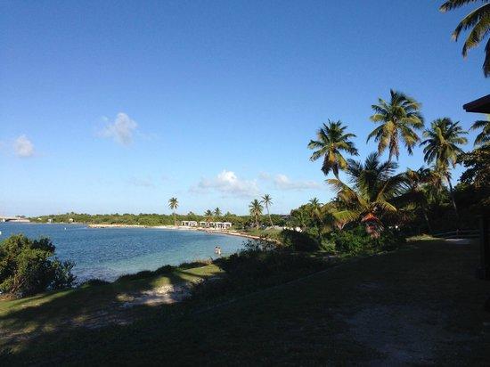 Bahia Honda State Park and Beach: View of the bay