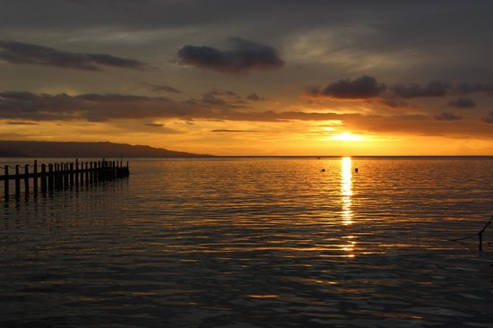 Thalassa PADI Dive Resort : Prachtige zonsondergangen...