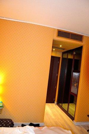 Hotel Pierre Milano: Zimmer