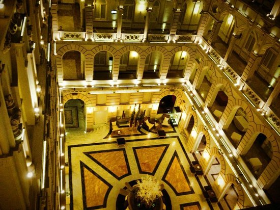 Boscolo Budapest, Autograph Collection: The hotel entrance/rooms