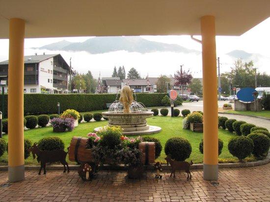 Hotel Elite Seefeld : Hotel entrance