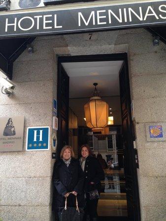 Hotel Meninas - Boutique Hotel : Hotel Meninas Entrance