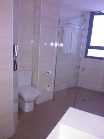 Hotel Auto Hogar: Bagno