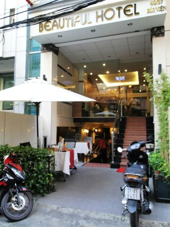 Beautiful Saigon 3 Hotel: Restaurant