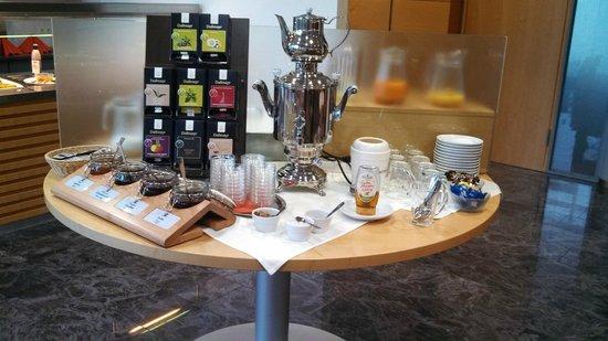 Best Western Hotel am Europaplatz: breakfast room