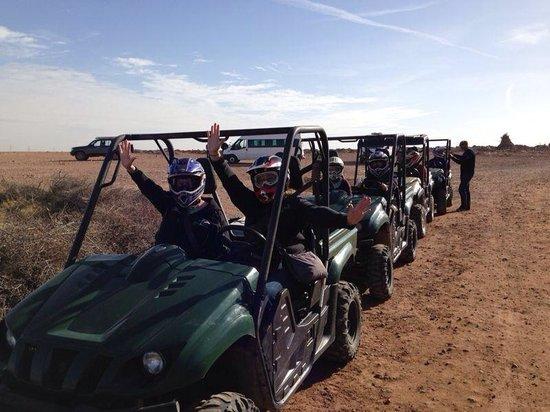Splash Morocco Day Trips: Dune Action