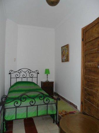 Tanger Chez Habitant : chambre individuelle