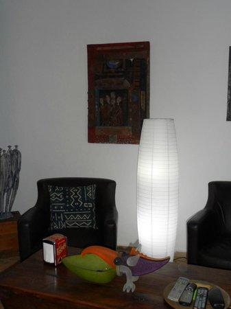 Tanger Chez Habitant : salon commun