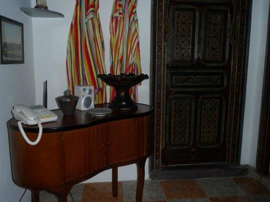 Tanger Chez Habitant: salon figuier