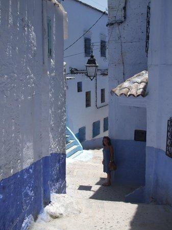 Medina: Narrow Alleyways