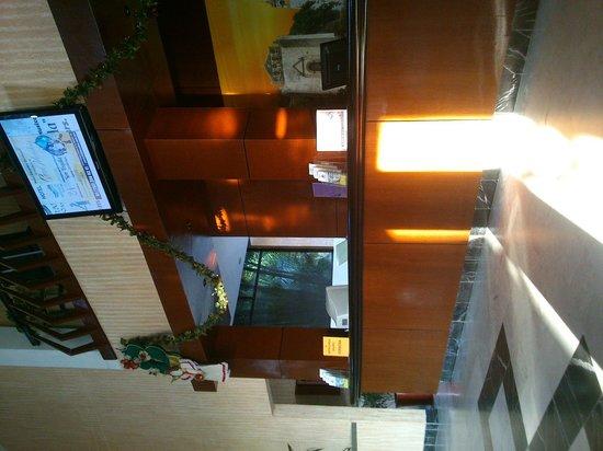 Dorados Conventions & Resort: Lobby del hotel