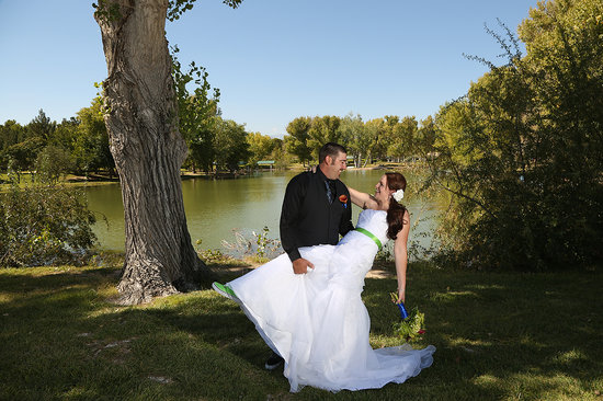 Scenic Las Vegas Weddings Chapel Floyd Lamb Park