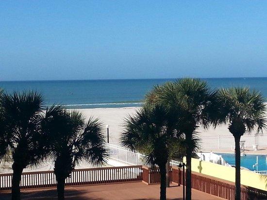 Sirata Beach Resort: View from room