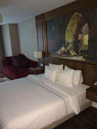 Neorion Hotel: Foto do apartamento
