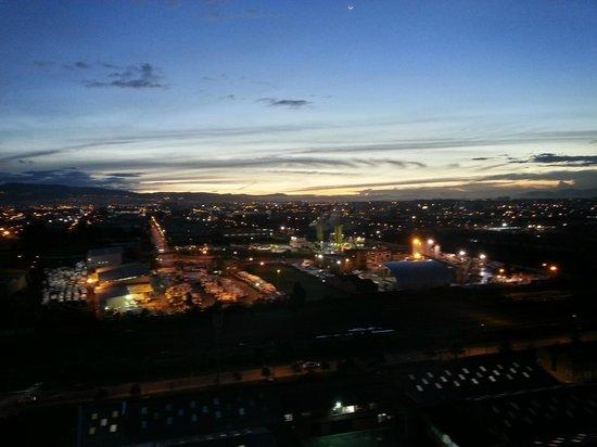 Radisson AR Hotel Bogota Airport: Great View!