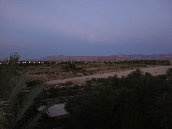 JW Marriott Las Vegas Resort & Spa: Вид из номера