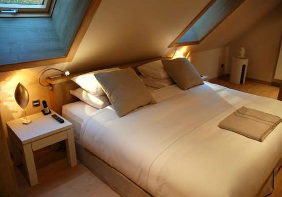Le Grand Chalet & Spa : Chambre suite Panorama