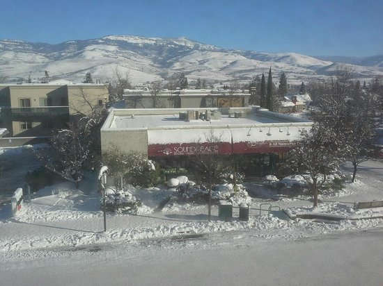 Ashland Springs Hotel : View from unit 320