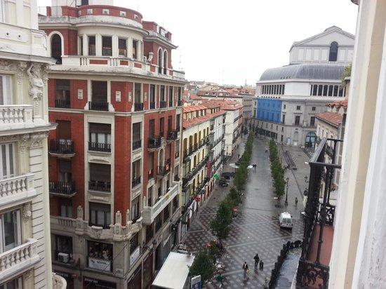 Hostal Rober: balcony east view