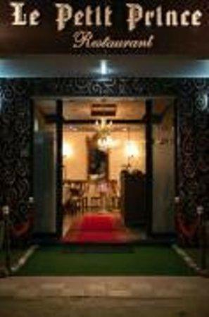 Le Petit Prince Restaurant : le petit prince