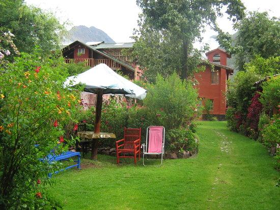 Hospedaje Los Jardines: Un paraíso ubicado en medio del Pueblo de Urubamba