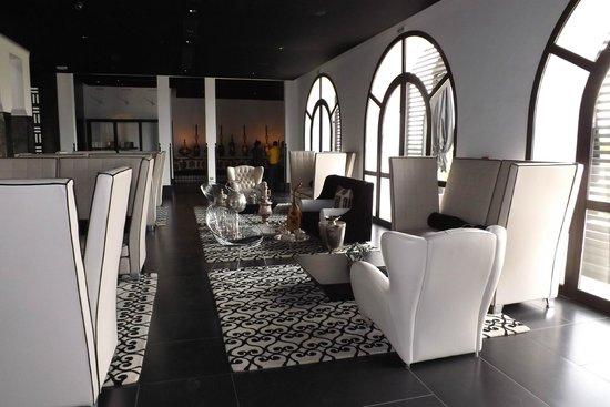 Sofitel Agadir Thalassa Sea & Spa: Détente dans les salons