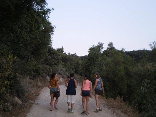 Academia Pradoventura - Day Classes : A walk in the surrounding countryside