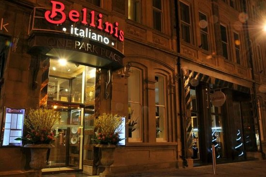 ‪Bellini's Italiano Park Place‬