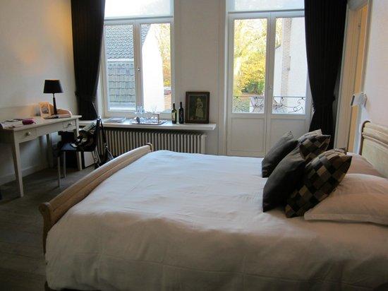 Huyze Weyne: chambre