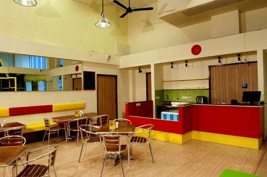 Funky Monkeys Play Center - Lower Parel: Funky Monkeys Cafe
