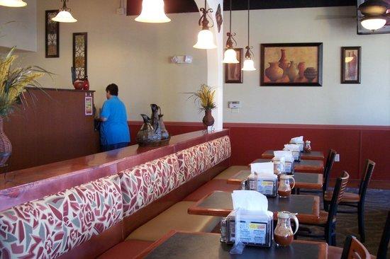 Taco Casa: Inside our restaurant