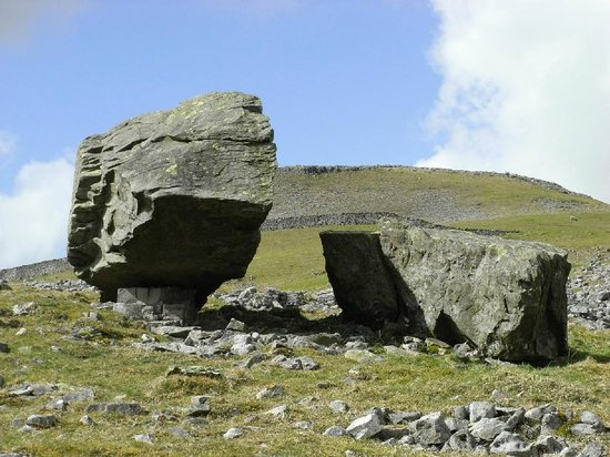 Norber Erratics: Norber Rocks - 6