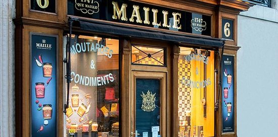 Photo of Tourist Attraction Boutique Maille at 6 Place De La Madeleine, Paris 75008, France
